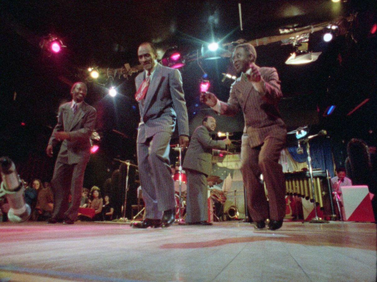 (L-R) Howard Sims, Chuck Green and Bunny Briggs (244425)