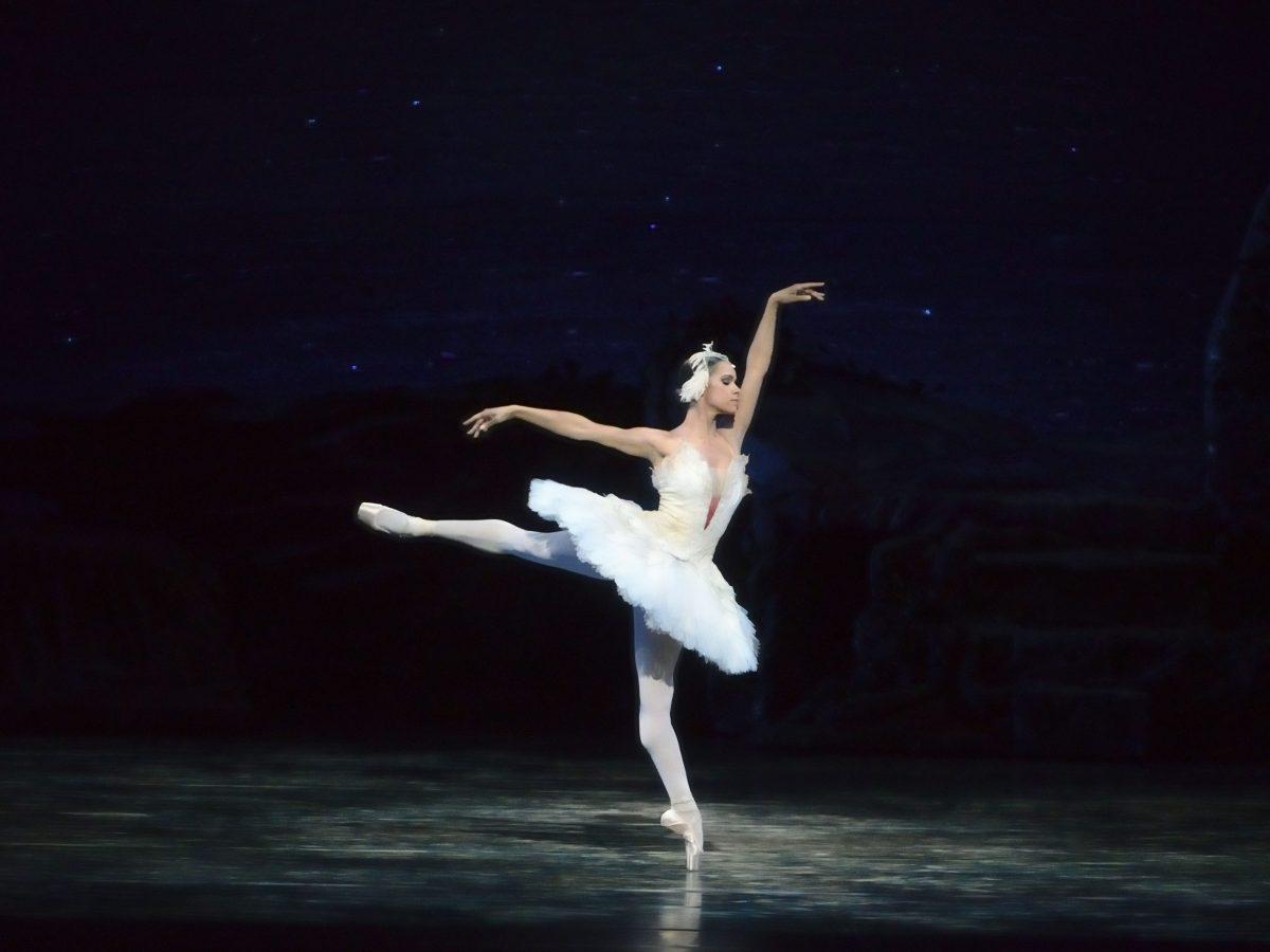 """Misty Copeland in """"Swan Lake"""" (263413)"""