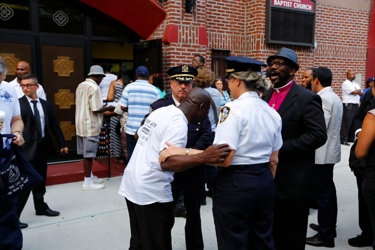 The City and the NYPD must compensate Tomas Medina after an officer used a banned chokehold on him (306986)