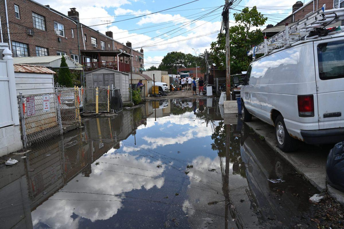 Flooding in Queens (308255)