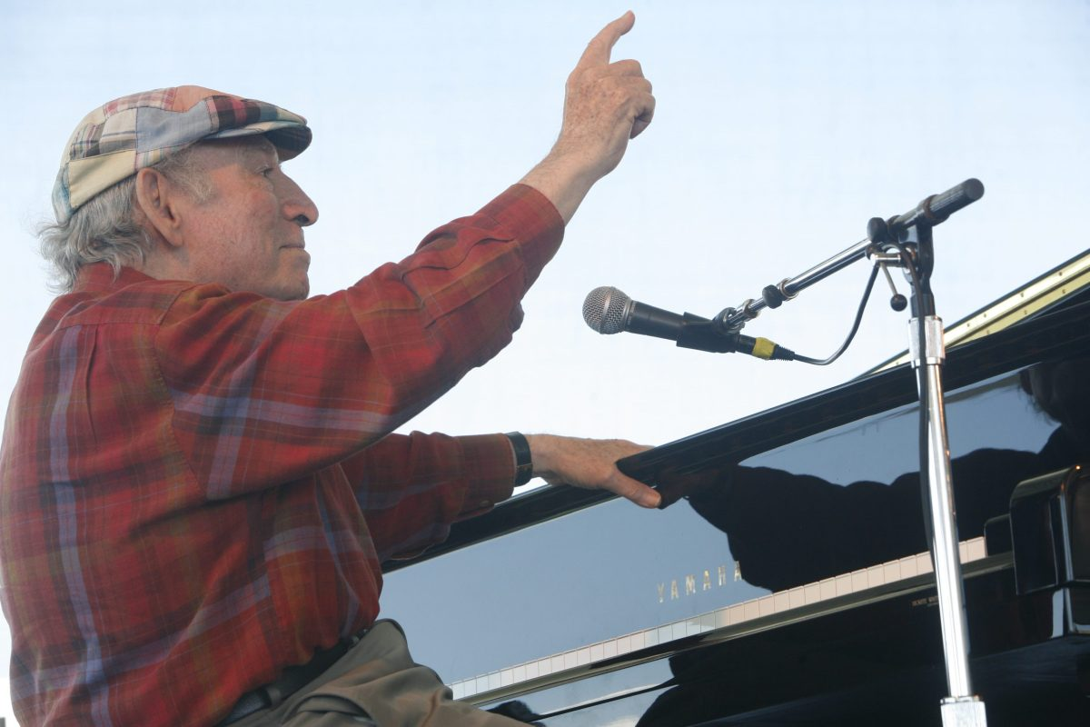 George Wein at the 2010 Newport Jazz Festival (308679)