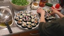 Sushi, June