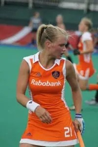 Hockey is the route to becoming a Dutch Sorority girl