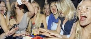 Dutch sorority girls being annoying