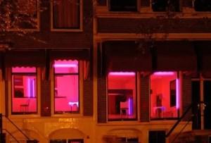 amsterdam hotel nacht