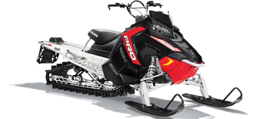 Polaris, Snowmobiles