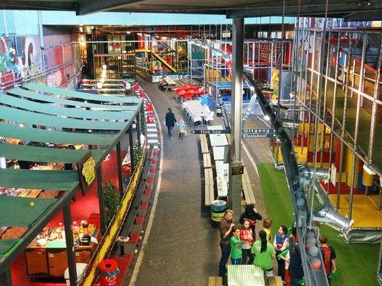 TunFun indoor softplay Amsterdam