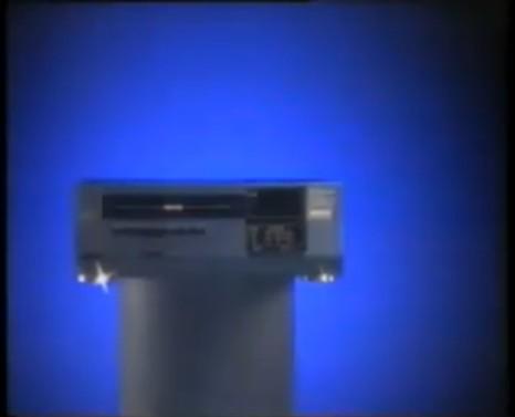 Magnetoscope double k7 (1992) [Australie]