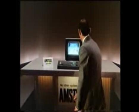 Amstrad CPC 464 Computer [Angleterre]