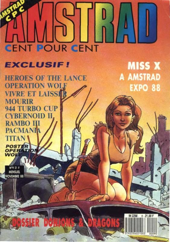 Amstrad Cent Pour Cent n°09