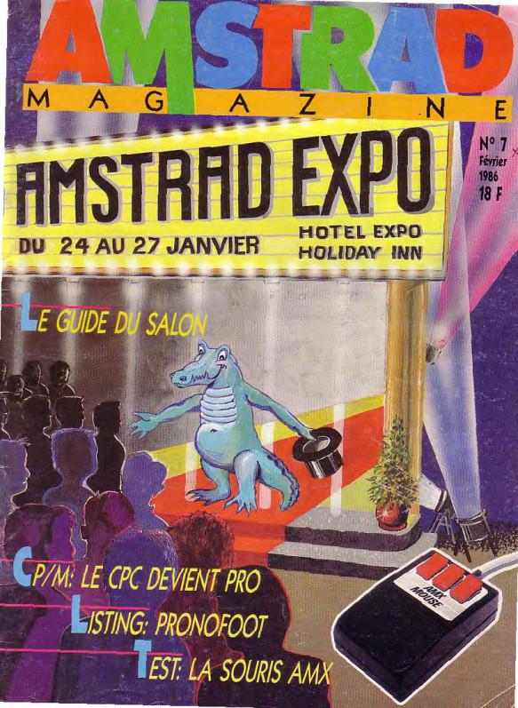 Amstrad Magazine n°07