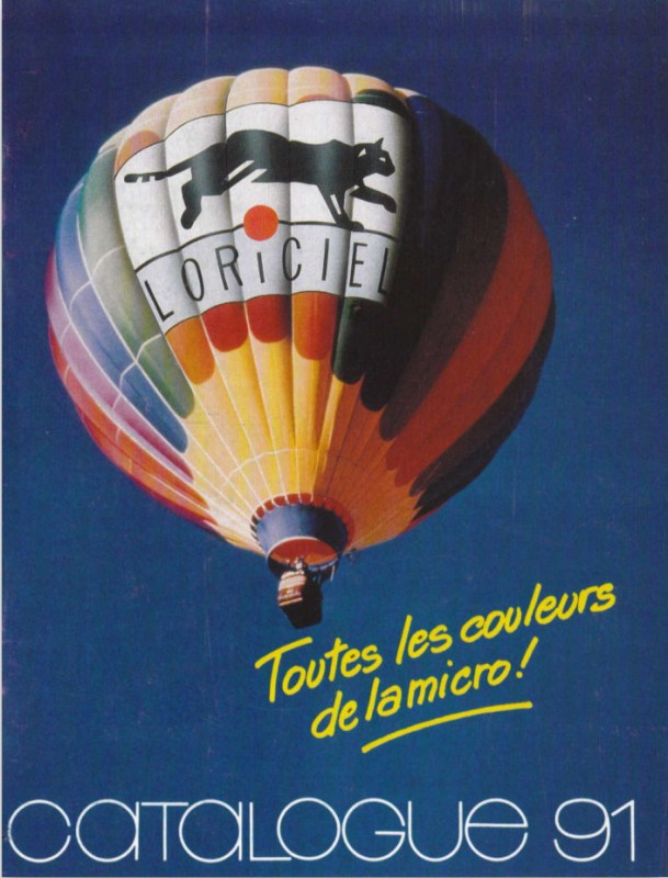 Loriciel 1991