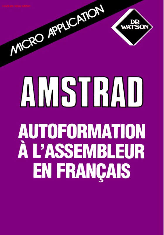 Micro Application autoformation à l'assembleur