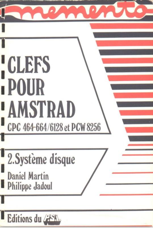 Clés pour Amstrad volume 2