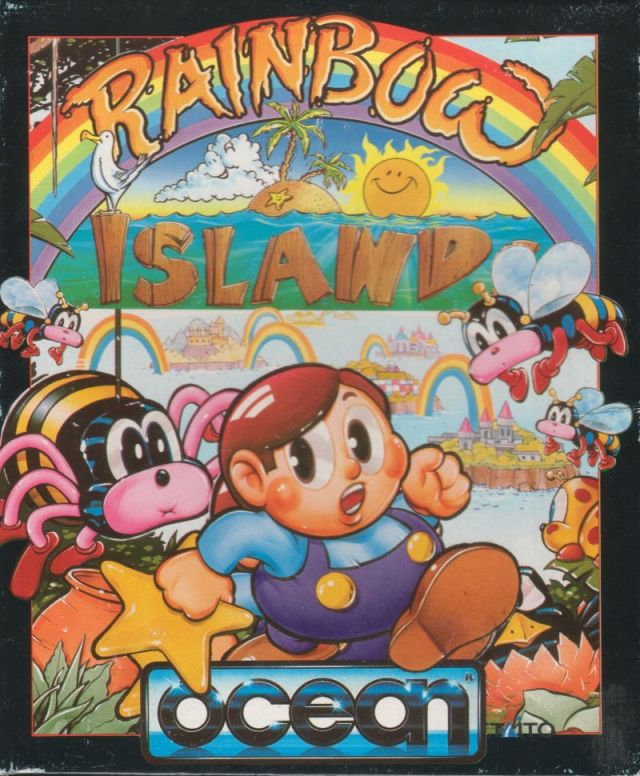 S02E06 – Y'a pas qu'Amstrad dans la vie – Rainbow Islands