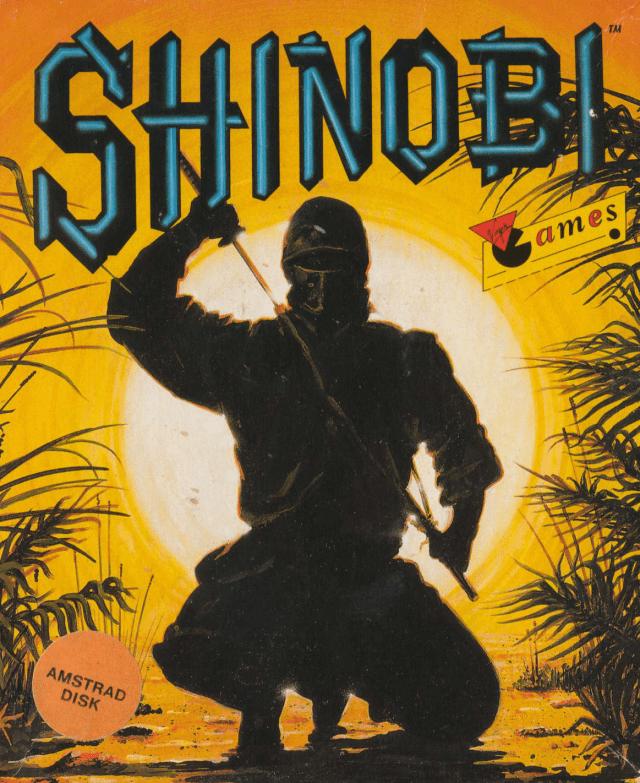 S02E02 – Y'a pas qu'Amstrad dans la vie – Shinobi