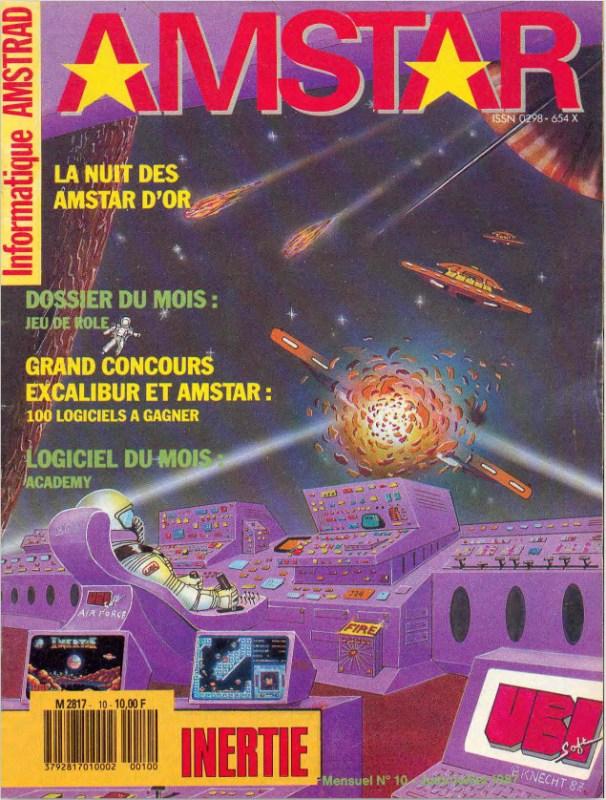 Amstar n°10