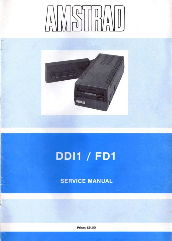 Manuel technique du DDI1 FD1 (uk)