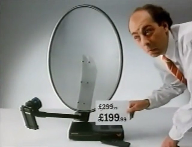 Amstrad Satellite Dish (1991)