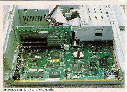PC série 3000 – Génération 3 (Amstrad PC n°35 – 1990)