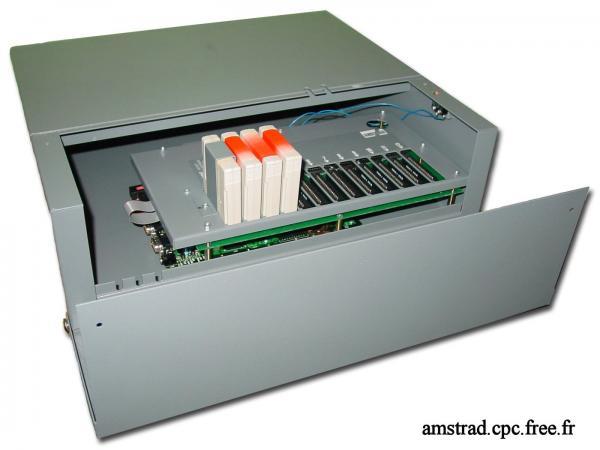 CDS (Cartridge Software Demonstrator) : Présentation (Amstradeus)