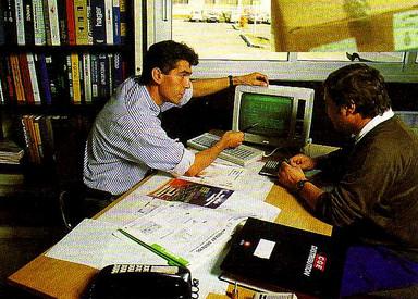 PCW 8512 : Le PCW nous fait de l'électricité (Am-Mag n°30 – 1988)