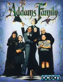S04E04 – Y'a pas qu'Amstrad dans la vie! – Addams Family