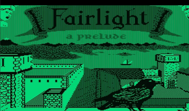 Fairlight, Amstrad PCW