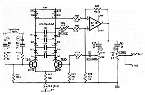 AM8050 Minisonic Diode Filter @ AMSynths