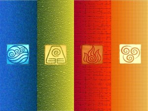 Four Elements of Life avatars