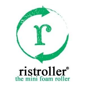ristroller logo & tagline