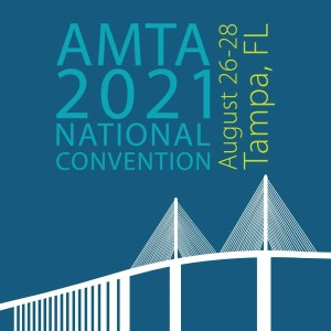 2021 AMTA National Convention banner (square)