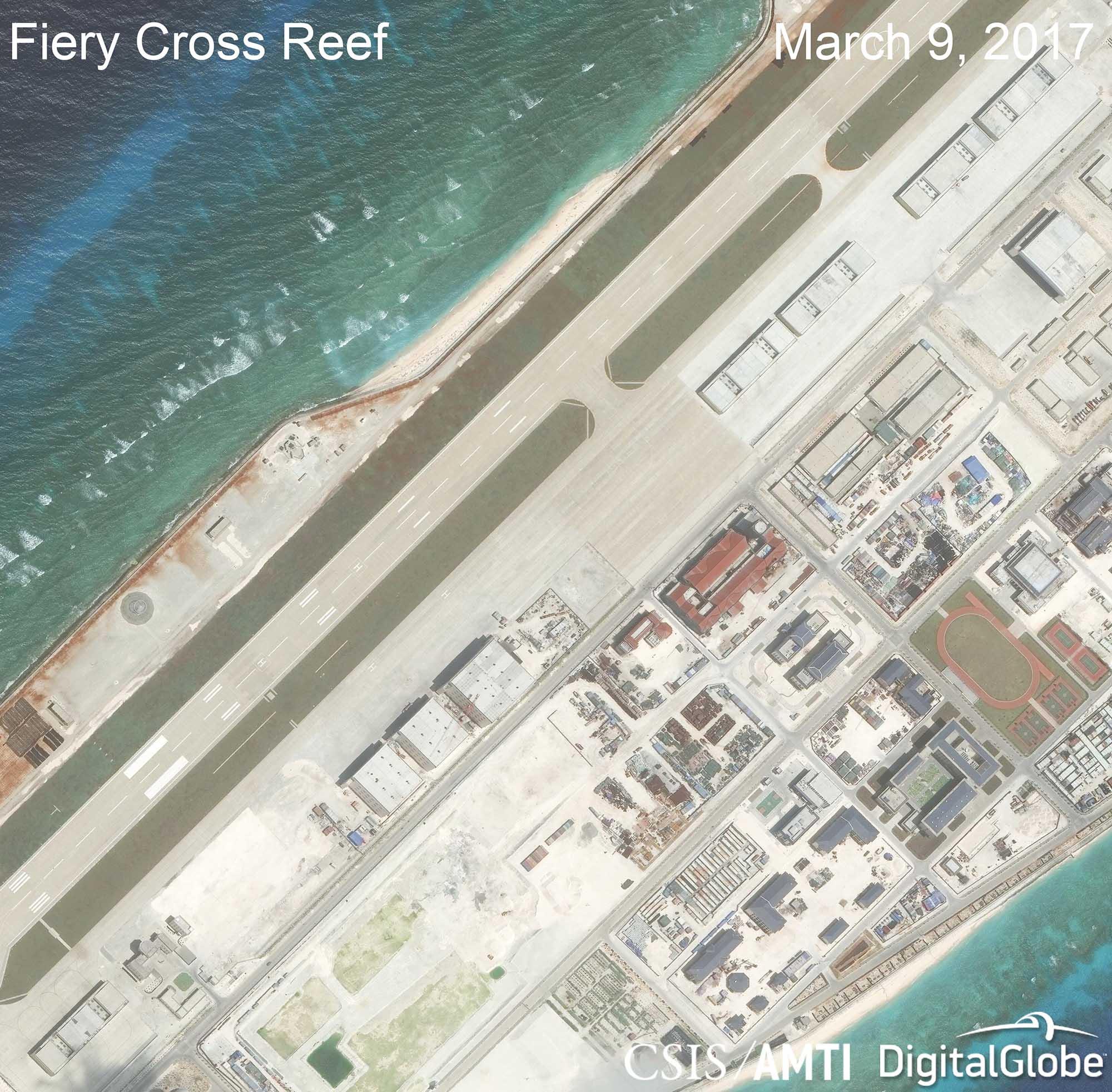 Fiery Cross Hangars 3.9.17
