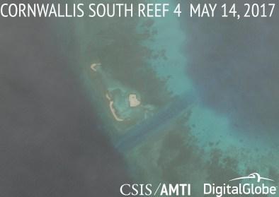 Cornwallis South Reef 4 5.14.17
