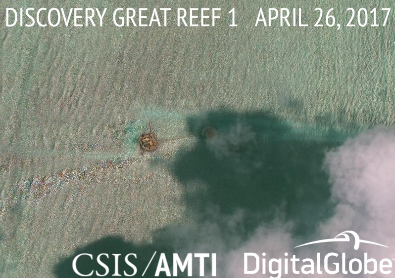 Discovery Great Reef 1 4.26.17