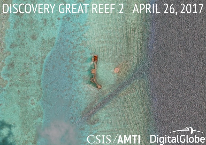 Discovery Great Reef 2 4.26.17