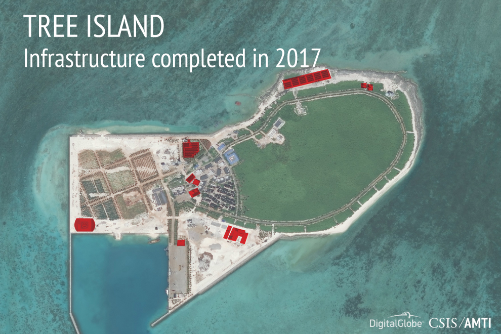 China build artificial islands in South China Sea - Page 5 TreeIsland