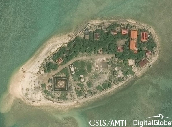 Central Reef