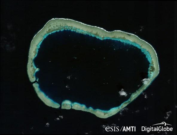 Mischief Reef