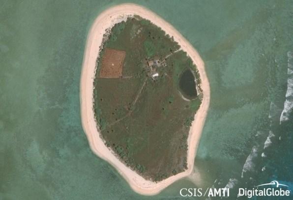 Nanshan Island After