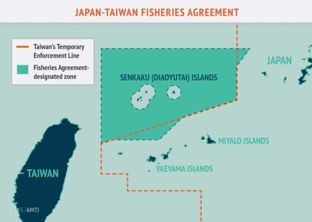 Japan-Taiwan Fisheries Agreement