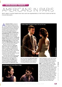 Music Theatre Review Issue 2, Edges Last Five Years