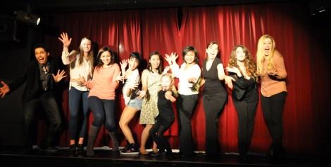 Musical Theatre Student Showcase (23 février 2013) au Théâtre Château Landon