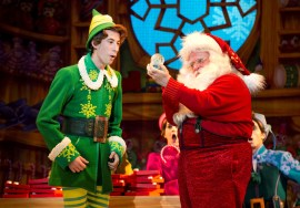 Elf, the musical