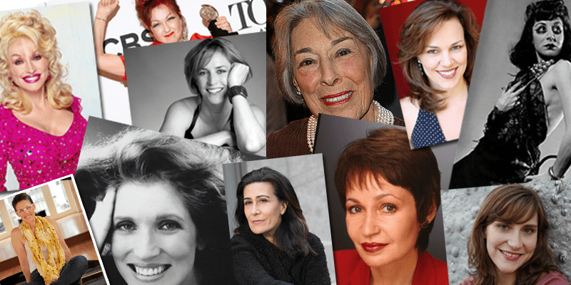 Celebrating Women Composers & Lyricists in musical theater