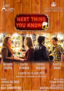 Next Thing You Know Paris