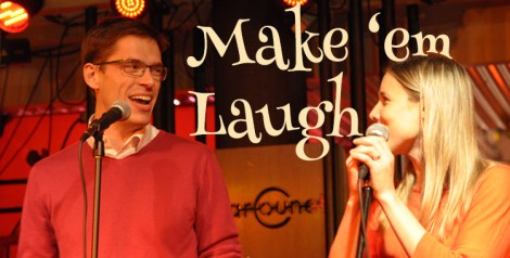 Open Mic Make'em Laugh v1