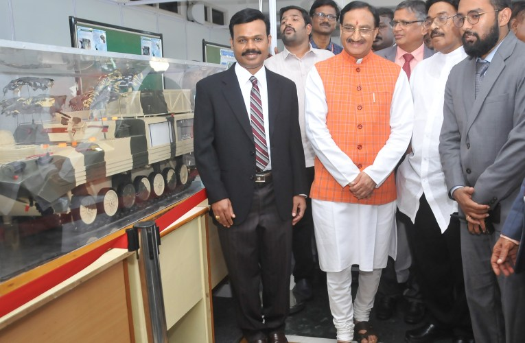 Union Minister inaugurates Rs. 120 cr research centre at SRMIST