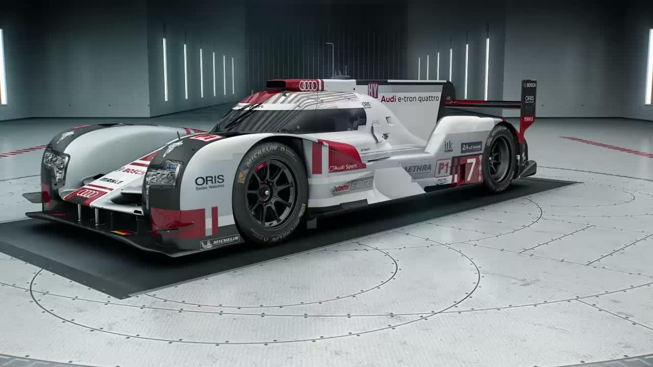 Electric Wallpaper 3d The Audi R18 E Tron Quattro Audi Mediacenter