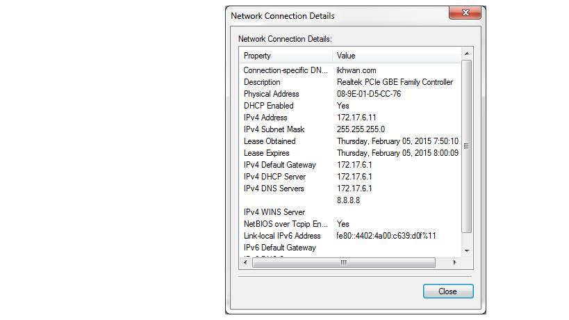 Installasi DHCP Server pada Ubuntu 14.04 LTS Menggunakan